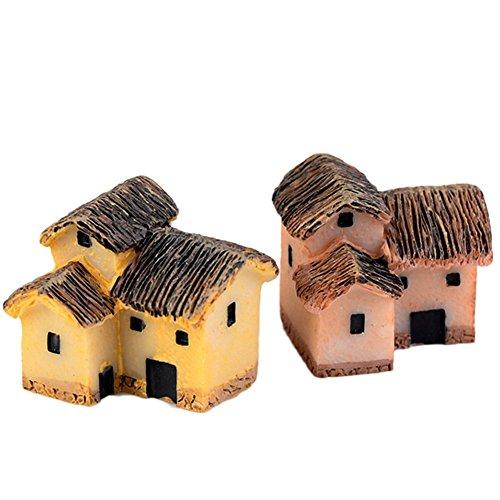 Cratone Miniature féerique Jardin Maison de poupée décorations de Maison de poupée décorations pour décoration de Maison de poupée b