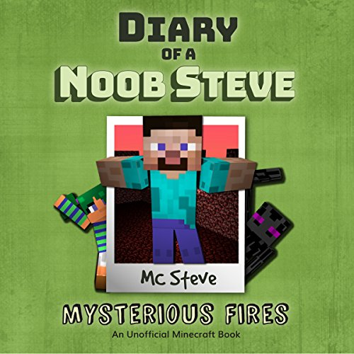 Mysterious Fires audiobook cover art