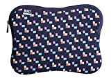 BUILT NY Neoprene Laptop/Tablet Sleeve, 13', Pixel Confetti (5178164)