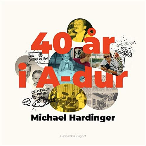 40 år i A-dur cover art