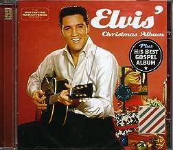 Elvis' Christmas Album + His Hand in Mine