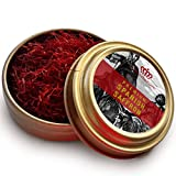 La Mancha Prime 2 Gram (0.07 oz) All RED Premium Coup Spanish Saffron