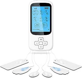 Tens Ems Electroestimulador, Electroestimulador Digital Muscular, Electrodos Para Tens, Gimnasia Pasiva, Mini Masajeador Y Estimulador, Electroestimulacion, Electroestimulador Tens, Tens Fisioterapia