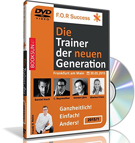 Die Trainer der Neuen Generation 2015/1 DVD Video