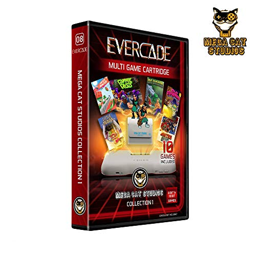 Cartucho Evercade Mega Cat 1