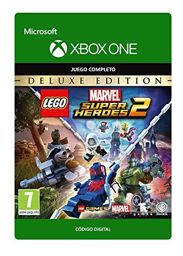 LEGO Marvel Super Heroes 2: Deluxe Edition   Xbox One - Código de descarga