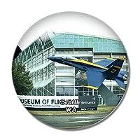 シアトル飛行博物館ワシントン米国冷蔵庫マグネットホワイトボードマグネットオフィスキッチンデコレーション