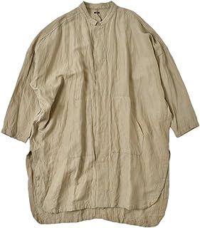(ティシュ)tissu ヴィンテージリネンポンチョジャケット ts190jk068