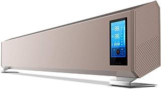 Radiador eléctrico MAHZONG Calentadores de convección para oficinas Calor de Ahorro de energía para el hogar -2000W