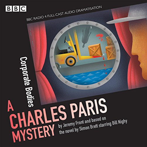 Charles Paris: Corporate Bodies audiobook cover art