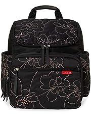 حقيبة ظهر للحفاضات فورما متعددة الاستخدامات لمستلزمات التنقل للطفل مع مفرش لتغيير الحفاض من سكيب هوب