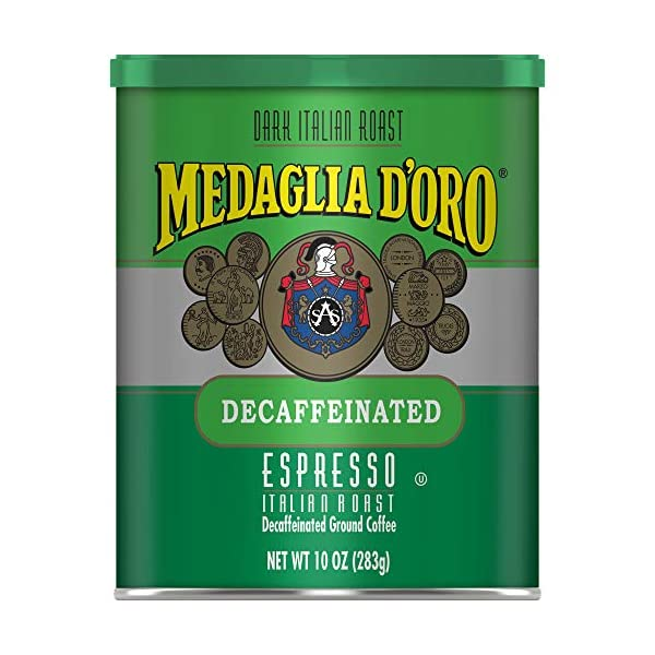Medaglia DOro Italian Roast Espresso Coffee
