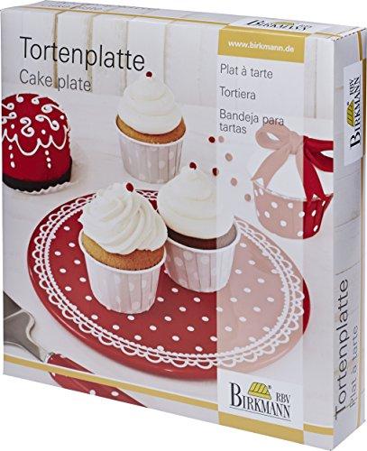 Tortenteller Keramik Ø23cm Cake Couture: Tortenplatte. Keramik,  Ø23cm, H 1 cm