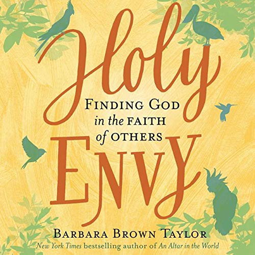 Holy Envy Audiobook By Barbara Brown Taylor cover art