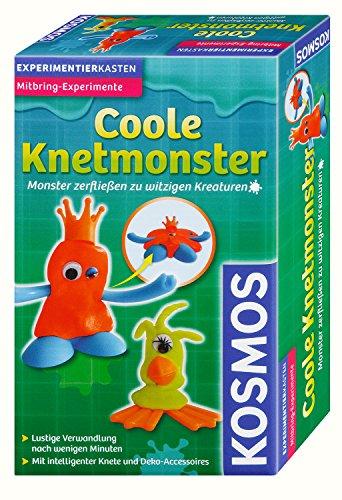 Kosmos Experimente & Forschung 651008 Coole Knetmonster