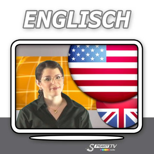Englischer Sprachführer [English Phrasebook] audiobook cover art