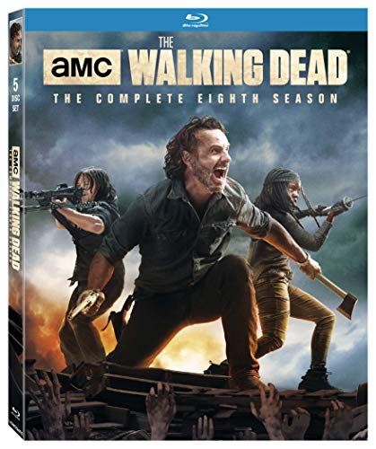 The Walking Dead: The Complete Eighth Season (Blu-ray) $11 + Free Shipping w/ Prime or on $25+