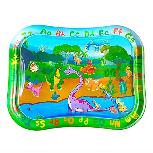 Ownlife Bébé Enfants Eau Eau Play Tapis Gonflable Pauvre Tummy Time Playmat Jouets pour Enfants Summer Beach Piscine Piscine Jeu Cool Tapis Jouet