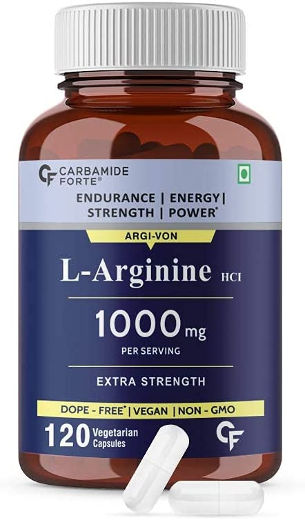 Hetro Carbamide Forte L Arginine Per Supplement 1000mg à Serving Cheap super special price online shopping