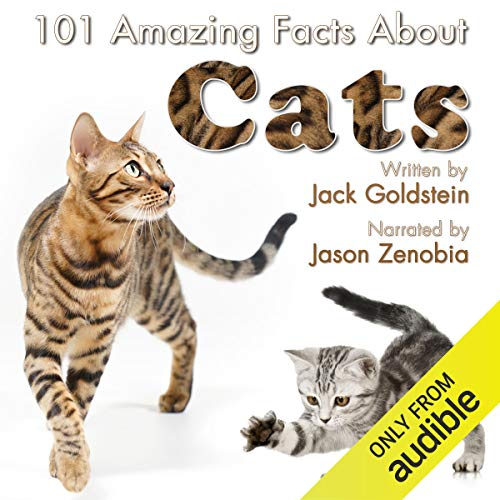 101 Amazing Facts about Cats cover art