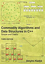 Commodity Algorithms and Data Structures in C++: Simple and Useful