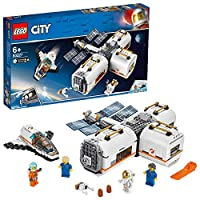 LEGO 60227 - City Mond Raumstation, Bauset