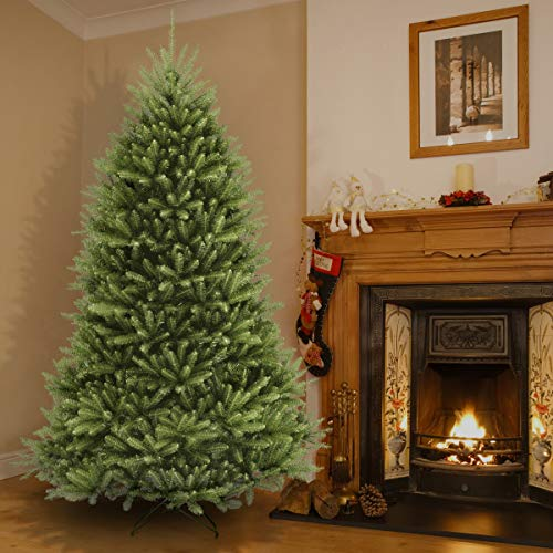 National Tree Company Artificial Christmas Tree | Includes Stand | Dunhill Fir - 9 ft