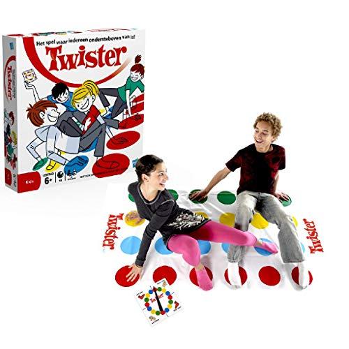 Micro Hasbro European Trading BV - 0604015 - Jeu De Société - Twister