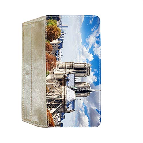 Gogh Yeah Gracioso Usar Como Hand Bag Diseño Notre Dame De Paris Mujer Tela De Algodón Choose Design 4-2