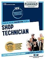 Shop Technician (Career Examination)