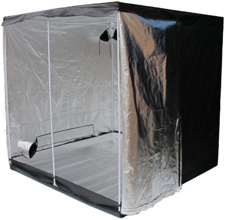 2.4 x 2.0 x 2.0m Hydroponics Grow Tent Room