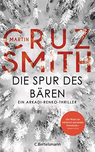 Buchseite und Rezensionen zu 'Die Spur des Bären' von Martin Cruz Smith