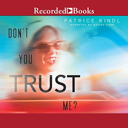 Don't You Trust Me? audiobook cover art