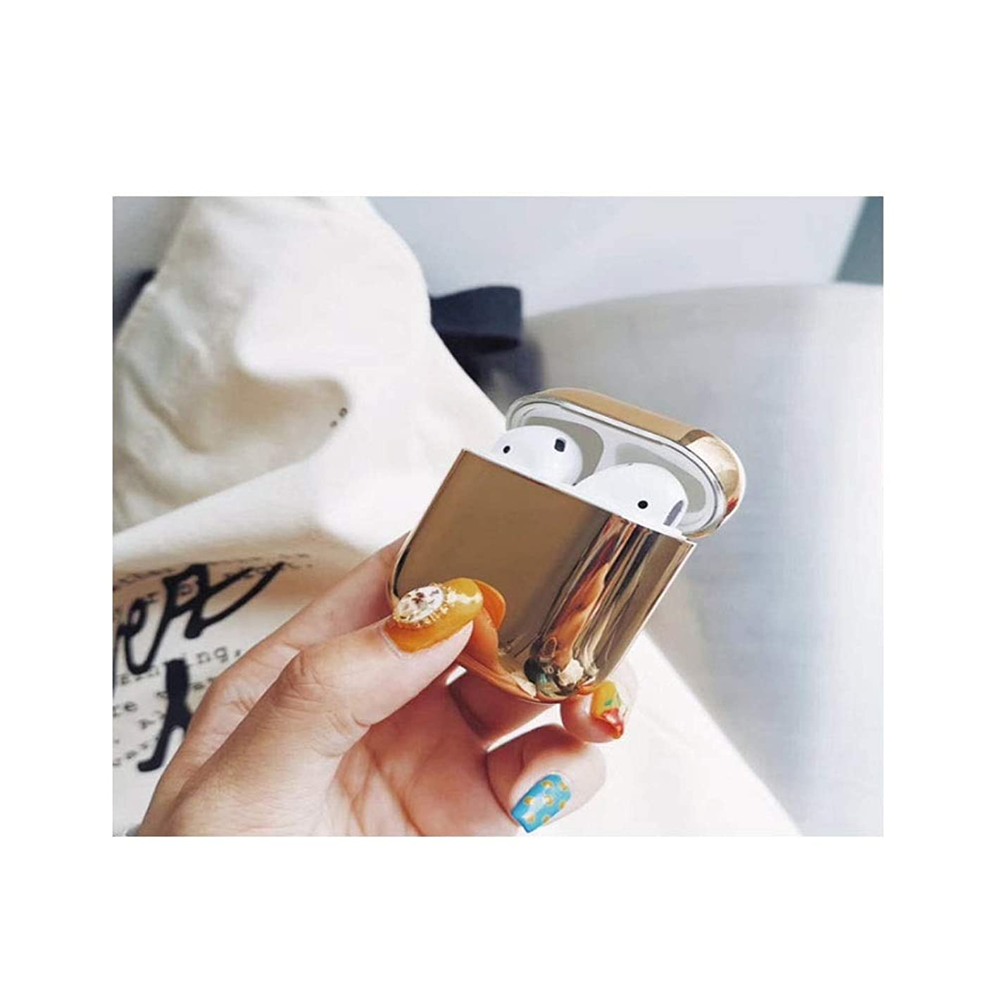 泥棒勇気重要性Jielongtongxun ヘッドホンセット - 美しくて絶妙なデザインスタイル、落下防止と耐久性、安全で環境に優しい材料、絶妙な贈り物(黒、金、赤、銀) 絶妙な (Color : Gold)