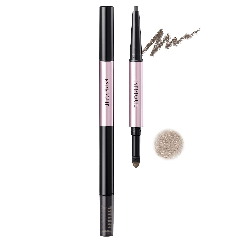 ESPRIQUE Esupuriku W Popular product Translated Eyebrow Pencil 0.5g GY002 Gray Powder