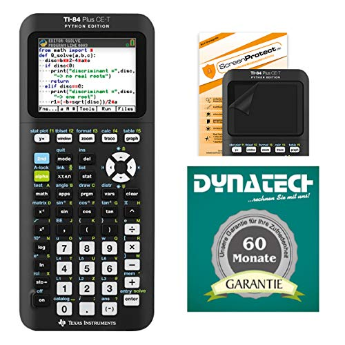 Texas Instruments TI-84 Plus CE-T...