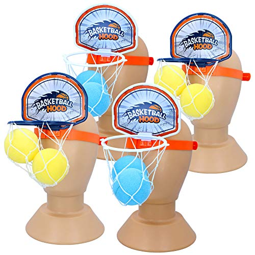 ColorBaby - Juegos de mesa Canasta de Baloncesto Cabeza CB Games (49204)