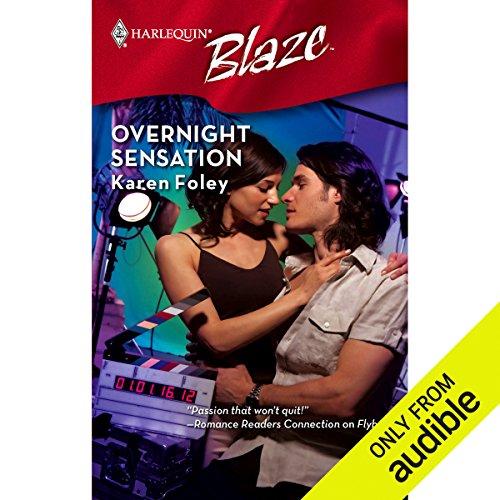 Overnight Sensation  audiobook cover art