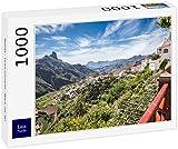 Lais Puzzle Tejeda - Gran Canaria - Vista al valle 1000 piezas