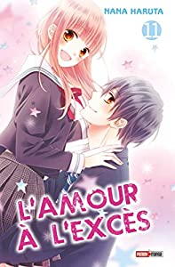 L'amour à l'excès Edition simple Tome 11