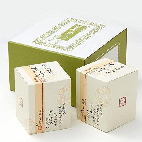 伊藤久右衛門『宇治抹茶あんみつ』