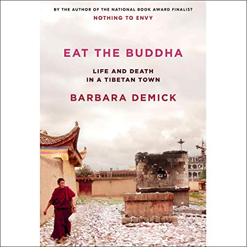 Eat the Buddha cover art