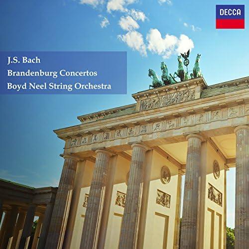 Johann Sebastian Bach, Boyd Neel & The Boyd Neel String Orchestra