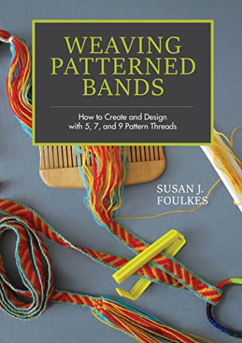 Foulkes, S: Weaving Patterned Bands: How to Create and Desig