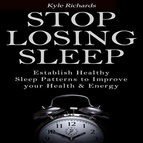 Stop Losing Sleep cover art