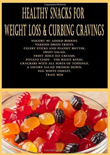Healthy Snacks for Weight Loss & Curbing Cravings: Yogurt w/...