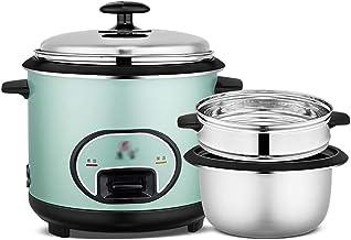Rice Cooker-stoom, (1,5-5L) huishoudelijke rijstkoker, ingesloten koken en automatische warmteconservering, voor 1-8 perso...