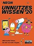 NEON – Unnützes Wissen 2020: 365 skurrile Fakten, die man nie mehr vergisst - Tages-Abreißkalender - NEON