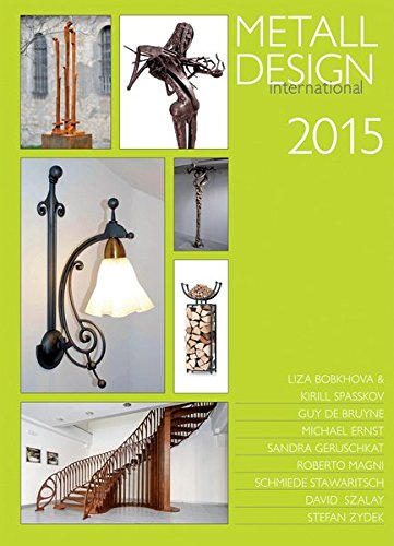 MetallDesign international. Hephaistos-Jahrbuch / MetallDesign international. Hephaistos-Jahrbuch: 2015