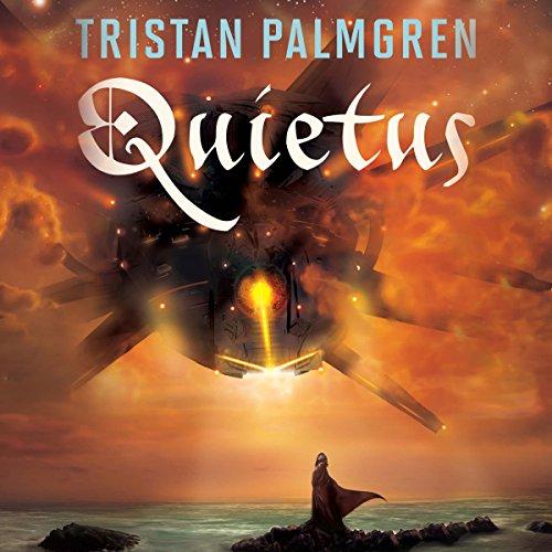 Quietus audiobook cover art